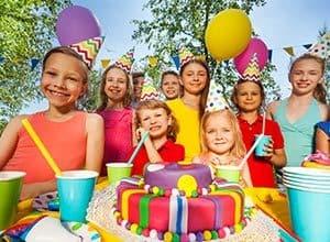 Παιδικά Πάρτυ