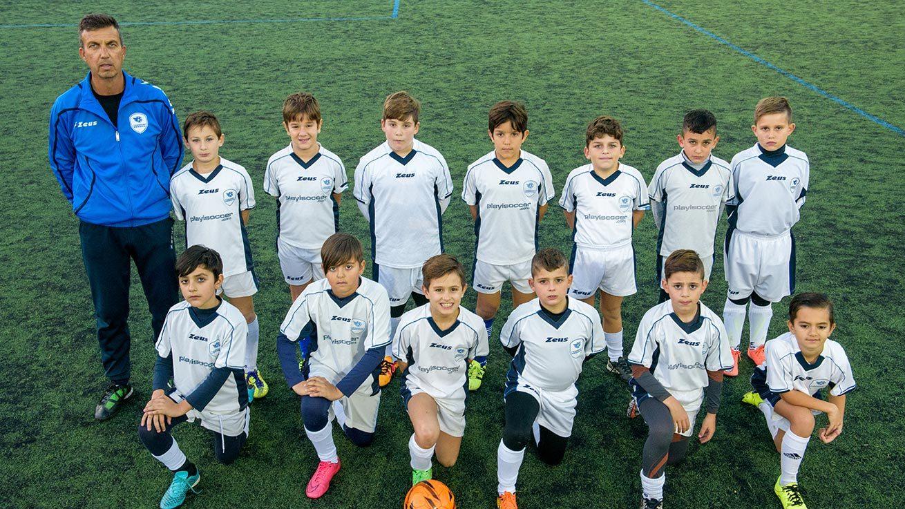 Η Ακαδημία Ποδοσφαίρου i-Soccer στην Αλεξανδρούπολη