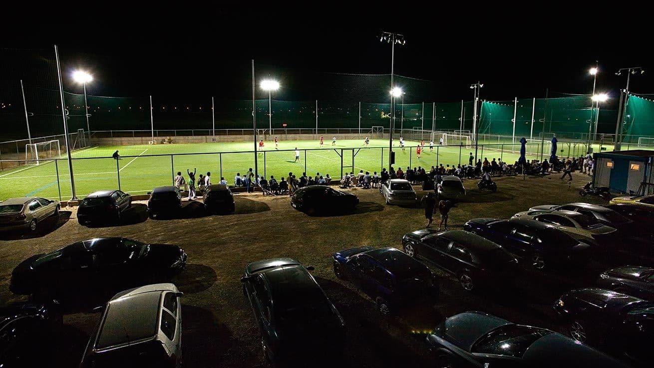 Τα Γήπεδα 5x5, 6x6, 8x8 και 9x9 του Lifepark στην Αλεξανδρούπολη